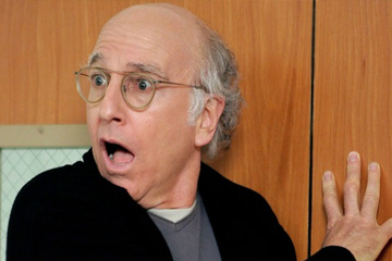 Larry David - Curb Your Enthusiasm