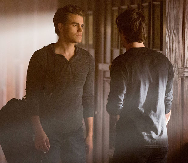 My Brother's Keeper Vampire Diaries