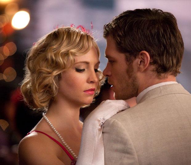 Caroline and Klaus