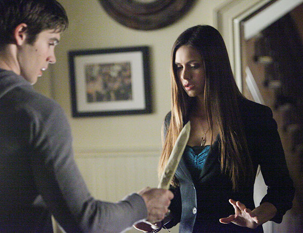 The Vampire Diaries Recap Catch Me If You Can