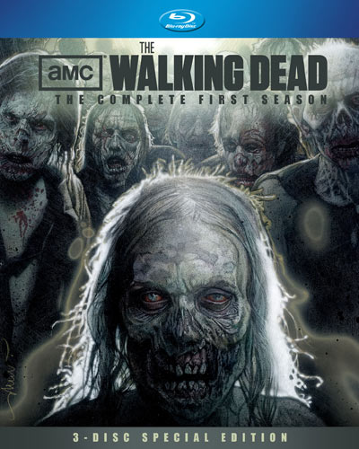 The Walking Dead Season 1 Special Edition Blu-ray/DVD
