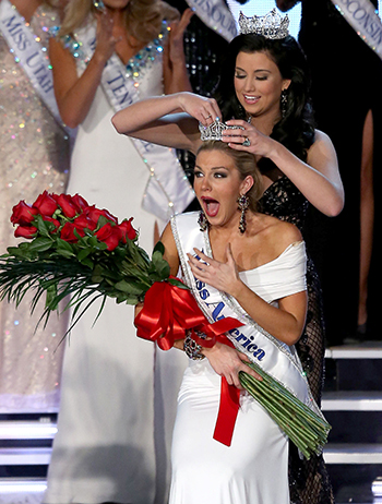 Miss America winner 2013