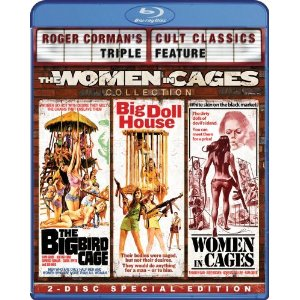 Women in Cages Collection Bluray