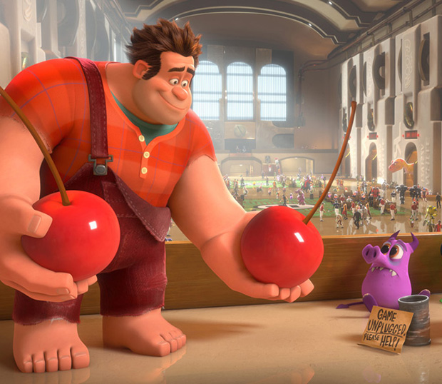 wreck it ralph interview