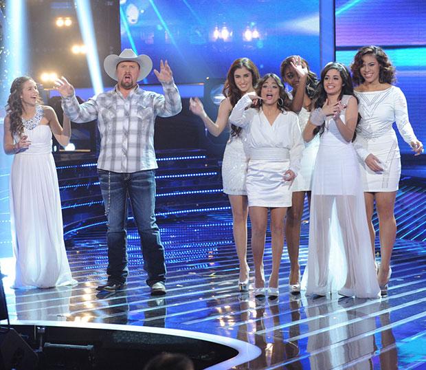 X Factor finals