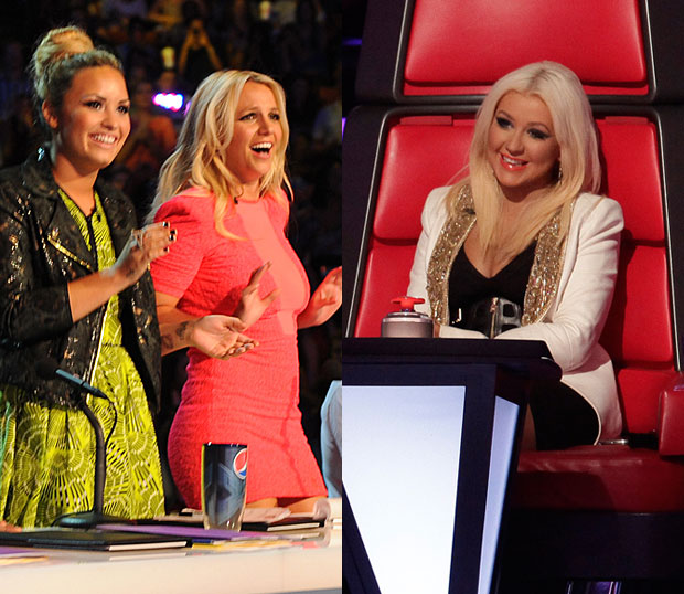 The Voice, X Factor