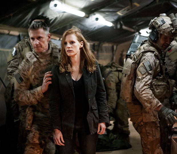 Kathryn Bigelow Zero Dark Thirty Golden Globe Nomination
